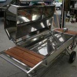 Stainless Steel Spit Roast Web